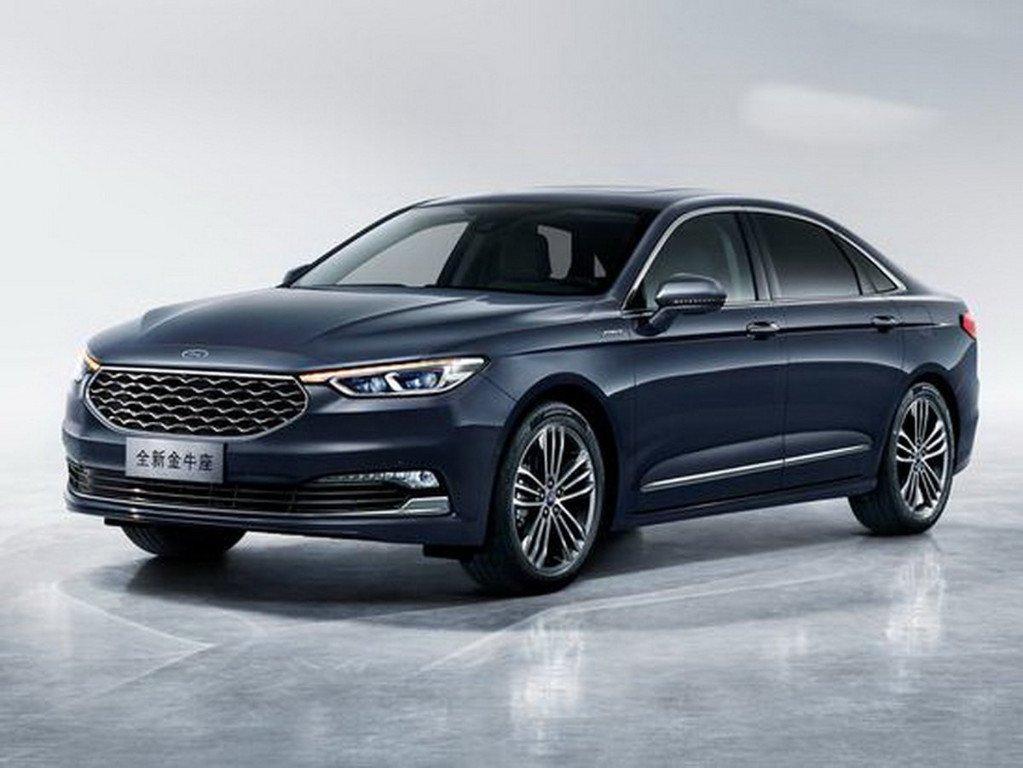 Ford presenta el nuevo Taurus 2020 en China