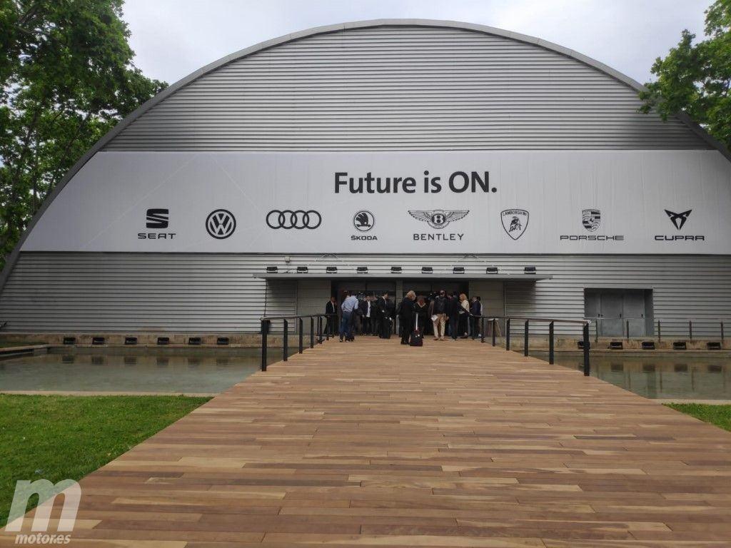 El grupo Volkswagen anuncia un ambicioso plan con 20 modelos eléctricos para España