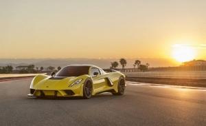 Hennessey ya está fabricando los primeros chasis del nuevo Venom F5