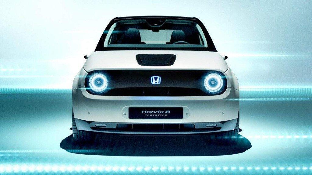El nuevo Honda e tendrá cámaras y no retrovisores laterales