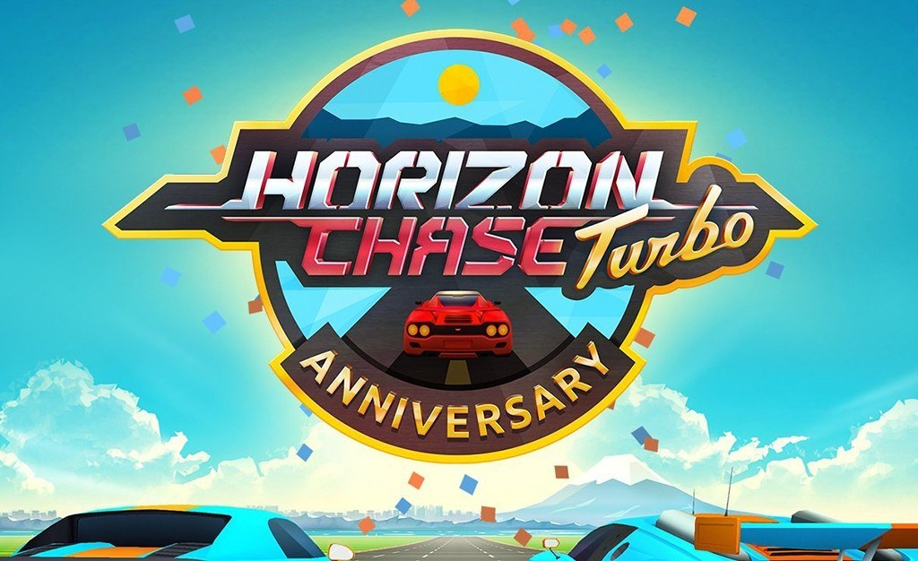 Horizon Chase Turbo cumple un año y lo celebra con ofertas y nuevos contenidos