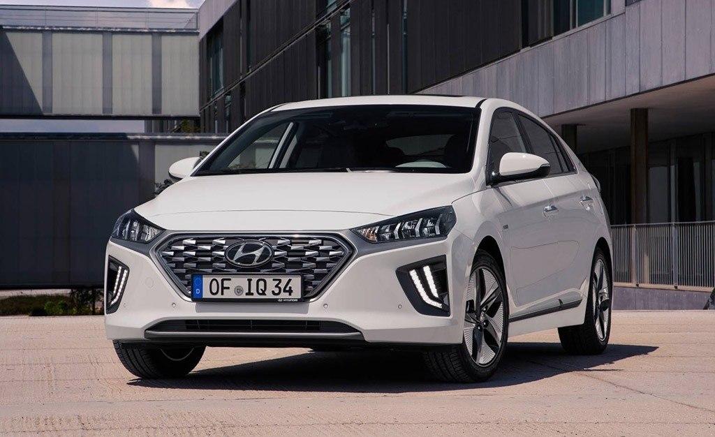 Hyundai IONIQ 2019, el icono de la electrificación se actualiza en Europa