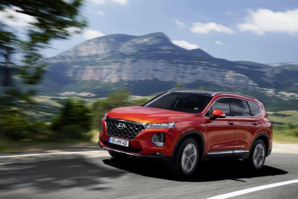El Hyundai Santa Fe 2019 estrena mejoras en seguridad activa