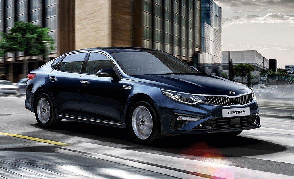 El nuevo Kia Optima marcará el futuro más inmediato de la compañía coreana
