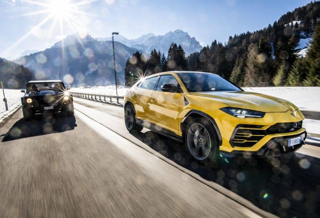 Un informe asegura que el Lamborghini Urus Performante será una realidad