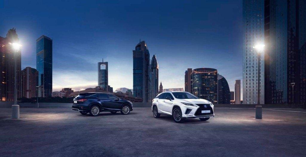 Nuevo Lexus RX 2020, actualización estética y tecnológica con mejoras en la conducción
