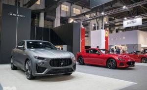 El nuevo Maserati Levante Trofeo V8 debuta en España