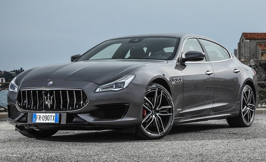 Maserati usará tecnología de conducción autónoma desarrollada por BMW