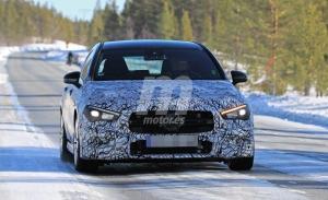 El nuevo Mercedes-AMG CLA 35 Shooting Brake cazado en Nürburgring [video]