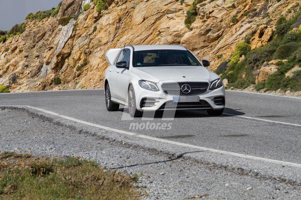 Misteriosa mula de Mercedes-AMG: ¿primeras pruebas de un combustible sintético?