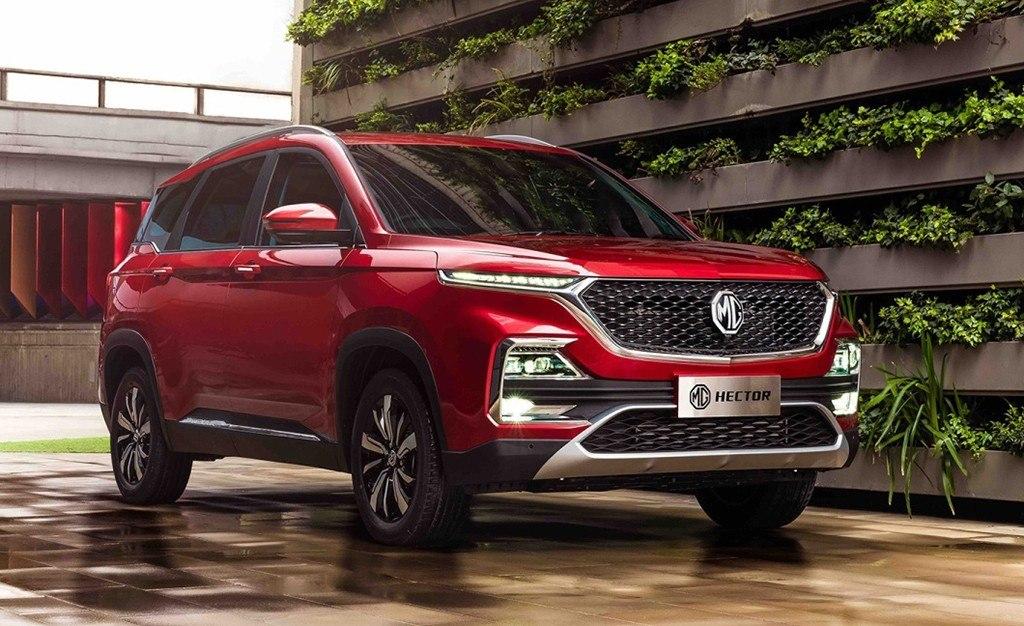 MG Hector, el nuevo SUV de Morris Garage para la India ha sido presentado