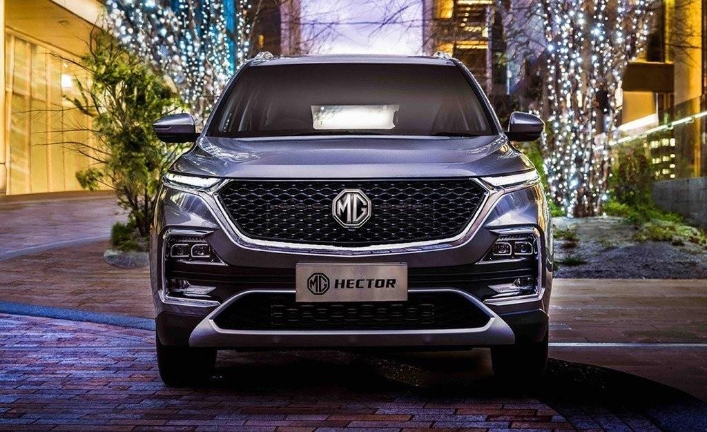 La versión de 7 plazas del MG Hector será una realidad en 2020
