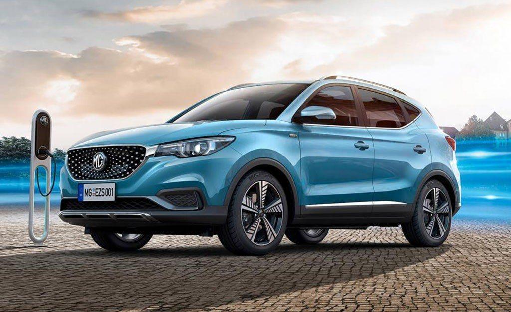 El nuevo MG ZS EV llegará a Europa para rivalizar con el Kia e-Niro