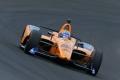 Alonso lidera la sesión previa a la clasificación con sólo seis coches en pista