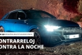 Desafíos Audi Q8: vídeo, la iluminación del Q8 en una contrarreloj contra la noche