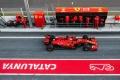La Ferrari de Binotto no funciona ni en la pista ni en el muro