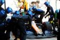 El impresionante desempeño de McLaren en boxes llegó a otro nivel en Barcelona