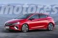 Opel Astra 2020, así lucirá la renovación del compacto alemán