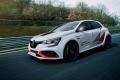 El nuevo Renault Mégane RS Trophy-R entra en escena con un récord en Nürburgring