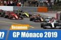 [Vídeo] Resumen del GP de Mónaco de F1 2019