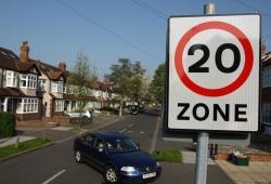 Límite de 30 km/h en zona urbana, ¿un enfoque incorrecto?