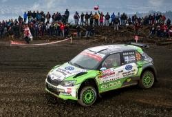 Alejandro Cancio vuelve a ser piloto en el Rally de Chile