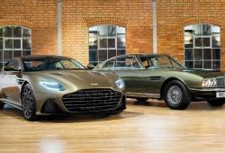 Nuevo Aston Martin DBS Superleggera OHMSS Edition de producción limitada