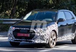 El futuro Audi A1 City Carver se deja ver por el sur de Europa