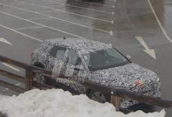 El nuevo B-SUV eléctrico de la gama Audi e-tron ya se encuentra de pruebas en los Alpes