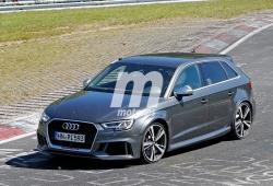 El nuevo Audi RS 3 Sportback echa a rodar… ¡y lo hace en Nürburgring!