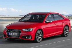 La gama Audi S4 se electrifica con una mecánica diésel semihíbrida