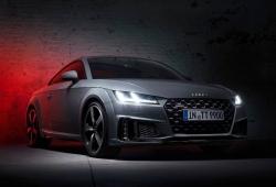 El nuevo Audi TT Quantum Gray Edition solo está a la venta en la red