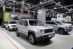Las novedades de Jeep en el Automobile Barcelona 2019