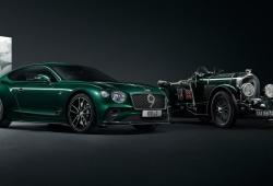 Bentley lanzará un Gran Turismo conceptual para celebrar su 100° aniversario