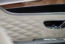 El nuevo Bentley Flying Spur contará con revestimientos de piel en 3D