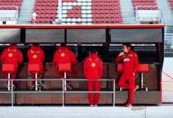 Binotto admite que Ferrari está perdida y que el concepto del SF90 podría ser erróneo