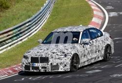El nuevo BMW M3 se enfrenta a las curvas de Nürburgring