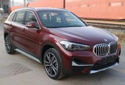 El nuevo BMW X1 facelift se filtra en la red con un aspecto más deportivo