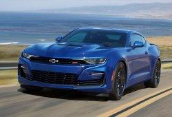 El cambio de frontal del Chevrolet Camaro SS se hace oficial con el modelo 2020