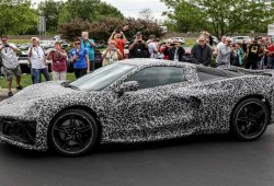 La presentación del nuevo Chevrolet Corvette C8 tendrá lugar en California