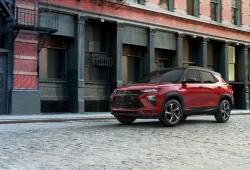 Desvelado el nuevo Chevrolet Trailblazer 2021 US-specs