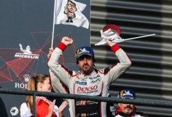 Las cuentas para que Alonso sea campeón del WEC