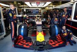 La evolución del Red Bull RB15 para Barcelona buscará mejorar el equilibrio