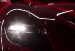 Ferrari nos muestra el frontal de su nuevo deportivo de 1.000 CV
