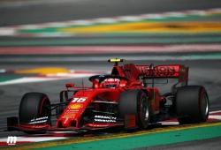 Fiasco de Ferrari en Barcelona: nula evolución respecto a 2018