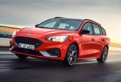 La variante SportBreak del nuevo Ford Focus ST entra en escena