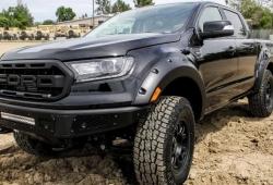 Un concesionario comercializa su propia versión del Ford Ranger Raptor