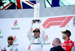 """Hamilton cree que es """"demasiado pronto"""" para saber si Bottas es candidato al título"""