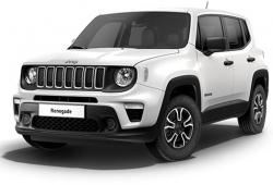 Jeep Renegade Change The Way, una edición especial con mucho equipamiento
