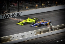 La Indy 500, en media hora: los highlights del triunfo de Pagenaud
